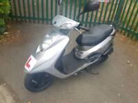 Yamaha 125 for sale with MOT