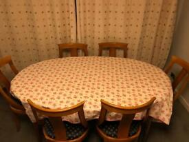 Extendable Dining Table MarCoan