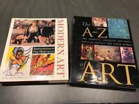 Two excellent art reference books in great condition