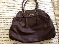 Betty Barclay leather look Laptop bag