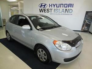 2009 Hyundai Accent GL À Hayon/Hatchback 36$/semaine