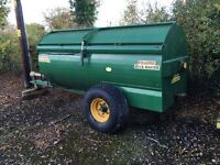 Fraser Muck Master Spreader MM550