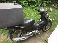 2006 Suzuki scooter 100£