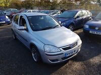 Vauxhall Corsa 1.2 i 16v SXi+ 5dr, SERVICE HISTORY, GOOD CONDITION, DRIVES GREAT, BARGAIN