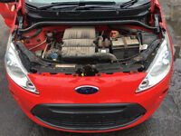 BREAKING - FORD KA 2009-2016 - 1.2 PETROL ENGINE - ALL PARTS AVAILABLE