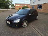 Volkswagen GOLF (MK5) GTI EDITION30 T 230 2007 Rtech Stage2+ DSG 360bhp 380ft/lbs