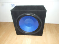 SUBWOOFER 15in 600W