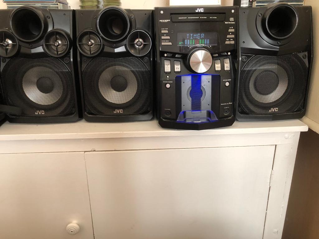 Hifi System Ads Buy Sell Used Find Right Price Here Turbo Bass Jvc Loud And Bassey Ipod Dock Cd Aux Fm Playerin Southampton Hampshire