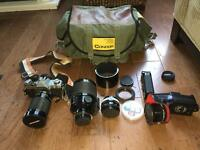 Canon AT-1 Camera Fully Loaded Pack