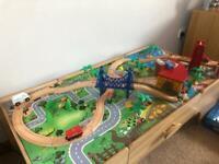 Smyths train table