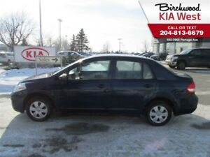 2011 Nissan Versa 1.6 S **AIR Conditioning/ Cruise**
