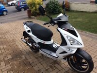 Peugeot speed fight 3 Moped 50cc
