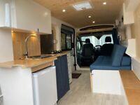 Ford, TRANSIT, Panel Van, 2014, Manual, 2198 (cc) converted 2 berth camper