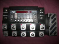 Digitech RP1000 / RP-1000 , Guitar Multieffects , Modeling Preamp , 200 Presets High Quality Drums.
