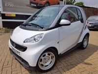 Smart Fortwo 1.0 Pure,REG2012, 2dr,AUTOMATIC,Full Service history,Special Edition