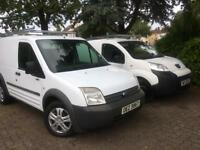 ford transit connect with side door, psv & tax ,