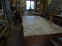 Workbench 8 ft x 4 ft