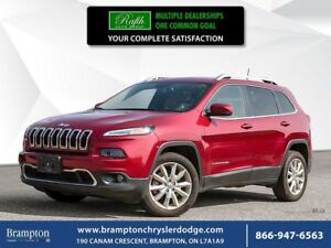 2017 Jeep Cherokee LIMITED | FWD |