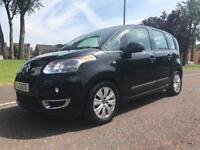 2010 CITROEN C3 PICASSO VTR PLUS HDi 82k MILES FINANCE & WARRANTY zafira,scenic,sharan,cmax