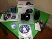 Canon EOS 100D DSLR Camera with 18-55mm IS STM III Lens for sale, £295. Mint condition
