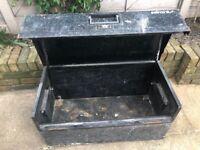 Sentribox / tool box / safe storage