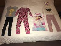 Girls clothes, night dress & onesie!