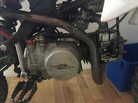m2r 140/stomp 140cc