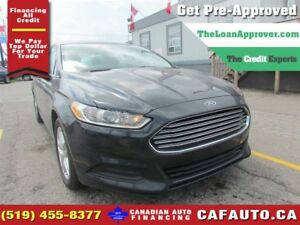 2014 Ford Fusion SE | NAV | BLUETOOTH | CAM | SAT RADIO | HEATED
