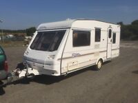 Sterling 5 berth year 2000 millennium edition in excellent order full awning electronic heating