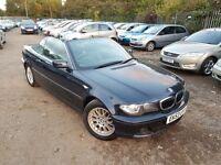 BMW 3 Series 2.2 320Ci 2dr, FSH, 2 FORMER KEEPER, HPI CLEAR, LONG MOT, CONVERTIBLE, DRIVES SPOT ON