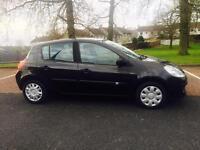 2006 Renault clio 1.2 petrol facelift model.. full mot..