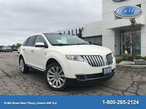 2013 Lincoln MKX Moonroof, Navigation, Leather!!!