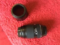 Olympus Zuiko Digital 70-300mm Lense (For Digital SLR CAMERAS)