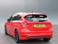 Ford Focus ZETEC S TDCI RED EDITION (red) 2016-06-30