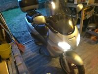 FOR SALE SCOOTER PIAGGIO X9 250 2000/2018