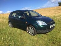 Great runing diesel saver Ford Fiesta 1,4 Tdi with cheap tax