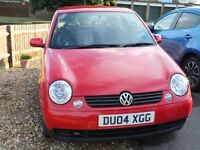 VW Lupo 1.0 petrol manual 3dr sold as seen
