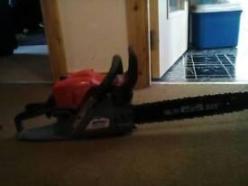 Mitex chainsaw