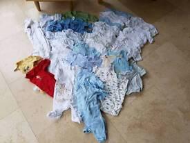 Baby boy clothes small newborn