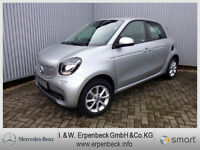 Smart ForFour Passion Navi Cool&Media Readyspace SHZ