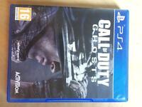 Call of duty ghost (PS4)