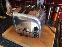 Dualit Toaster 2 Slot Vario Polished Stainless Steel 20245