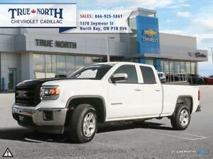 2015 GMC Sierra 1500 4x4 - 4.2 COLOUR SCREEN