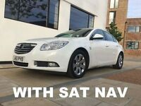 AUTO | Vauxhall Insignia 2.0 CDTi 16v SRi 5dr SAT NAV | Automatic | SENSORS