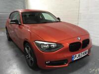2014 BMW 1 SERIES 118D SPORT