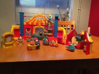 Fisher Price Little People Circus
