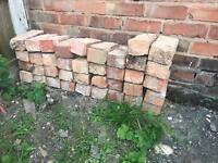 Reclaimed bricks FREE for collection