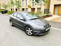 2009 / 59 HONDA CIVIC 1.4 AUTOMATIC AUTO I-VTEC SE LOW MILEAGE 5 DOORS