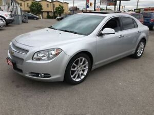 2010 Chevrolet Malibu SE LEATHER SUNROOF REMOTE START HEATED SEA