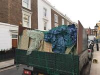 Fast rubbish clearance anywhere in London under 2 hours